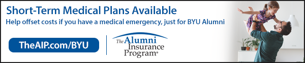 Short-Term Medical Plans Available | Help offset costs if you have a medical emergency, just for BYU Alumni | The AIP.com/BYU | The Alumni Insurance Program.